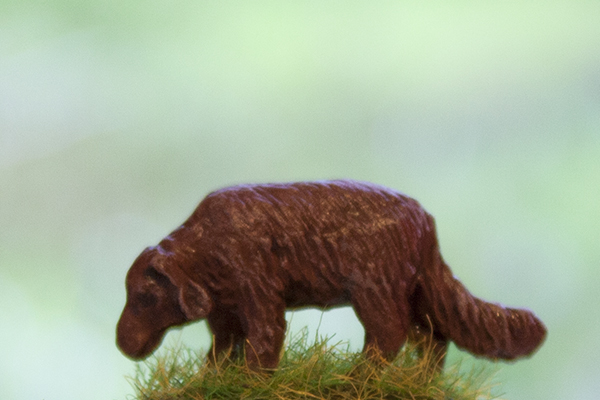 figurine chien irish setter