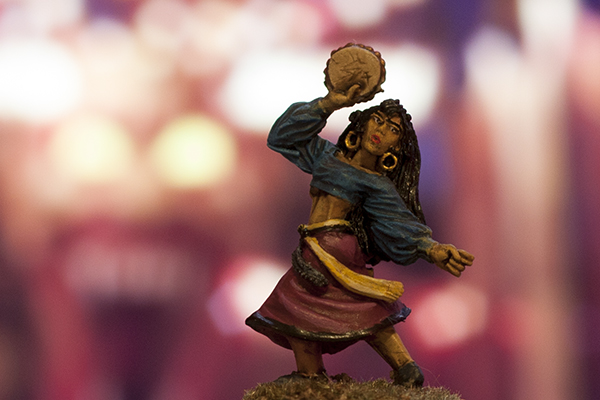 gypsy, the denizens of ravenloft, dongeons and dragons