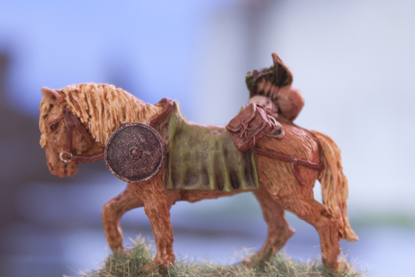 Mongol Medium Horse