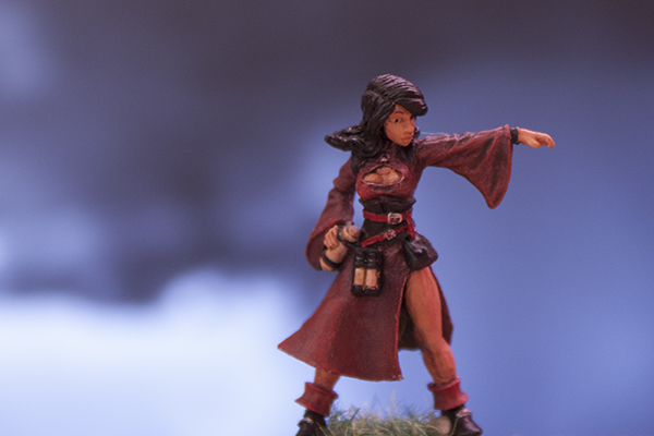 juliette female wizard