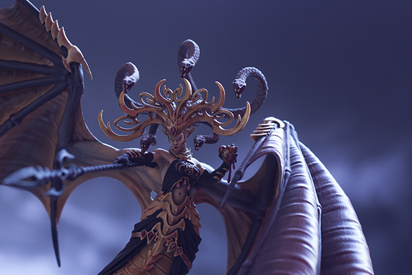 morathi, the shadow queen, warhammer
